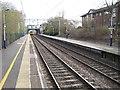 SJ8583 : Handforth railway station by Nigel Thompson