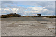NS2006 : Old WW2 Airfield on Turnberry Golf Course by Billy McCrorie