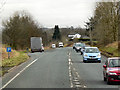 SD4698 : Eastbound A591, Layby near Staveley by David Dixon