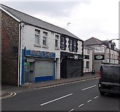 SS8983 : Private Shop, Aberkenfig by Jaggery