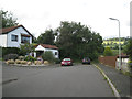 SX9274 : The top of Moor View Drive, Teignmouth by Robin Stott