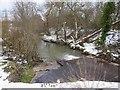 SP0383 : Bourn Brook by David P Howard
