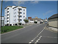 SX9372 : Northeast end of Quay Road, Teignmouth by Robin Stott