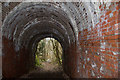 SP0513 : Disused  Railway Tunnel, Chedworth by Christine Matthews