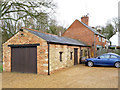 TL1396 : Cottages at Mill Lane by Alan Murray-Rust