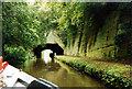 SJ8219 : 81 Yard Cowley Tunnel 33 on Shropshire Union Canal by Jo Turner