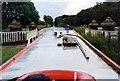SJ8710 : Stretton Aqueduct over A5 Shropshire Union Canal by Jo Turner