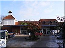 TM3863 : Fromus Square, Saxmundham by Adrian Cable