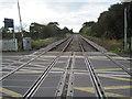SJ9739 : Cresswell railway station, Staffordshire by Nigel Thompson
