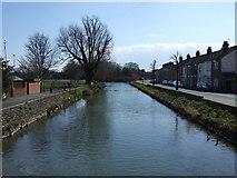 TA2609 : The River Freshney by JThomas