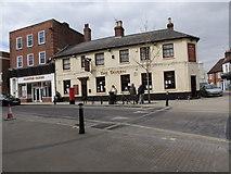 SU3521 : The Tavern - Romsey by Colin Babb