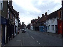TA0322 : High Street, Barton-upon-Humber by JThomas
