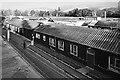 NT4334 : The former Peel Hospital near Galashiels by Walter Baxter