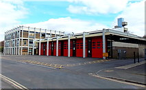 SP5006 : Rewley Road fire station, Oxford by Jaggery