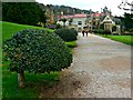 ST5071 : Tyntesfield House, near Wraxall, Somerset by Brian Robert Marshall