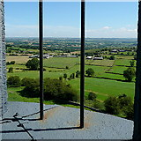 SK3455 : View from Crich Monument by Graham Horn