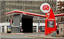 J3373 : New petrol station, Belfast (5) by Albert Bridge