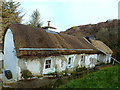 G7377 : Thatching in Carricknagore by louise price