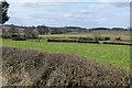 SK4425 : Fields near East Midlands Airport by David Lally
