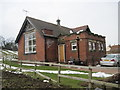 SE4817 : Former  village  School  Wentbridge by Martin Dawes