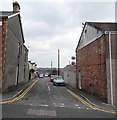 SS8983 : New Street, Aberkenfig by Jaggery