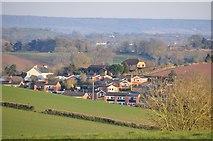 ST0107 : Mid Devon : Cullompton Scenery by Lewis Clarke