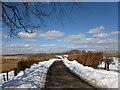NS6138 : Minor road near Drumboy Farm by Alan O'Dowd