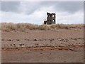 NU0644 : World war 2 lookout tower by Oliver Dixon