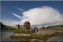 NG8825 : Eilean Donan castle by JEZ NORGAN