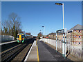TQ2959 : On Coulsdon South Station by Des Blenkinsopp