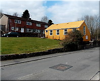 SS8983 : Beulah Mission Hall, Aberkenfig by Jaggery