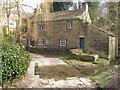 SE1936 : Beckfoot Cottage by John Slater