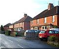 ST6390 : Church Road houses, Thornbury by Jaggery