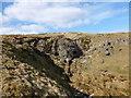 NS7280 : Small waterfall on the Banton Burn by Alan O'Dowd