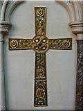 ST5071 : Cross, Chapel, Tyntesfield, Wraxall (2) by Brian Robert Marshall