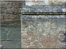 ST5071 : Benchmark, Chapel, Tyntesfield, Wraxall by Brian Robert Marshall
