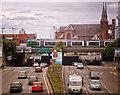 SP0687 : Queensway Birmingham by Gillie Rhodes