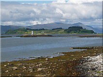 NM9045 : Port Appin: view towards Shuna Island by Chris Downer