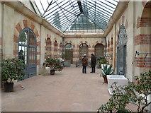 ST5071 : Tyntesfield - inside the orangery by Chris Allen