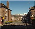 TQ3183 : Claremont Close, Islington, London, N1 by David Hallam-Jones