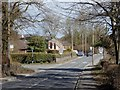 SK2852 : B5023 into Wirksworth by Andrew Hill