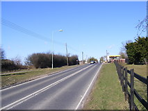 TM4069 : A12 Main Road, Darsham by Adrian Cable