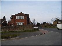 TQ3024 : Leyton Lea at the junction of Cuckfield High Street by David Howard