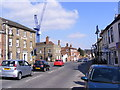 TL8564 : Mustow Street, Bury St.Edmunds by Adrian Cable