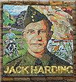 ST5674 : Jack Harding mosaic, Jack Harding Mansions, Clifton, Bristol by Jaggery