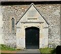 SP5301 : Sandford church by Graham Horn