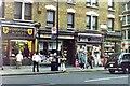 TQ2980 : Bookshops in Charing Cross Road by Carl Grove