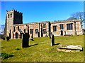 NY7913 : St Michael's Church, Brough by Rude Health