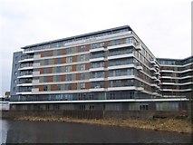 TQ3783 : Wick Lane Wharf, Hackney Wick by David Anstiss