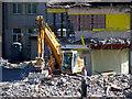 J5182 : Demolition, Bangor by Rossographer